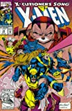 img - for X-Men #14 : Fingers on the Trigger (X-Cutioner's Song - Marvel Comics) book / textbook / text book