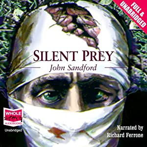 Silent Prey Audiobook