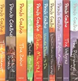 10 Paulo Coelho Novels RRP £49.90: Eleven Minutes, The Tale of Portobello, The Zahir, The Fifth Mountain, The Valkyries, The Alchemist, The Pilgrimage...