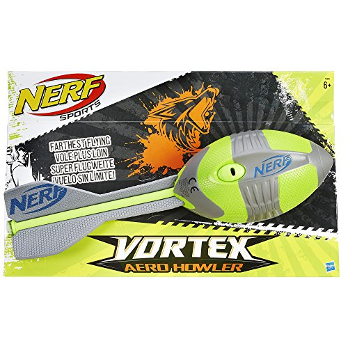 A0364E25 - Nerf N-Sports Vortex Football, Sortiment