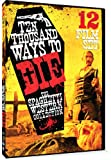 Cover art for  10,000 Ways to Die: Spaghetti Western Collection