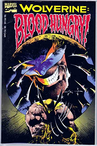 Wolverine Blood Hungry (1993) (Female Mob Boss)