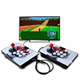 Arcade Video Game Console 2260 in 1 Electronic Game Machine Console - Home Game Console Console Arcade Joystick for PC/Laptop / TV / PS3 PS4 (Color: A, Tamaño: 1388 in 1)