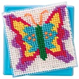 ALEX-Toys-Craft-Simply-Needlepoint-Butterfly-Kit
