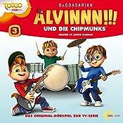 Das Musikfestival (Alvin und die Chipmunks - Hörspiel 3) | Thomas Karallus