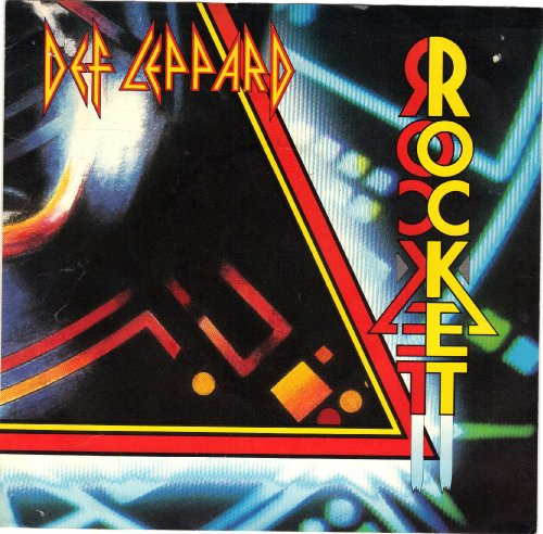 Def Leppard - Rocket (Single) - Zortam Music