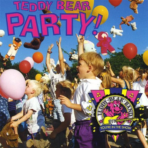 Teddy Bear Party front-947177