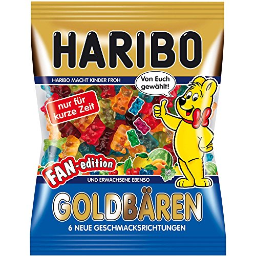 Haribo Goldbären Fan-Edition 200g