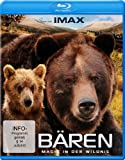 Seen on IMAX: Bären - Magie in der Wildnis [Blu-ray]