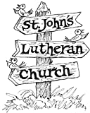 img - for St. John's Lutheran Church Memories (Wally Ely's Short Story Collection Book 2) book / textbook / text book