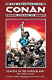 img - for The Chronicles of Conan, Vol. 22: Reavers in the Borderland and Other Stories book / textbook / text book