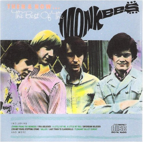MONKEES - Then & Now (The Best of The Monkees) - Zortam Music