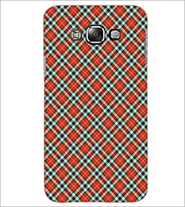 Printdhaba Pattern D-5478 Back Case Cover For Samsung Galaxy A8