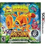Moshi Monsters: Katsuma Unleashed – Nintendo 3DS – $4.30!