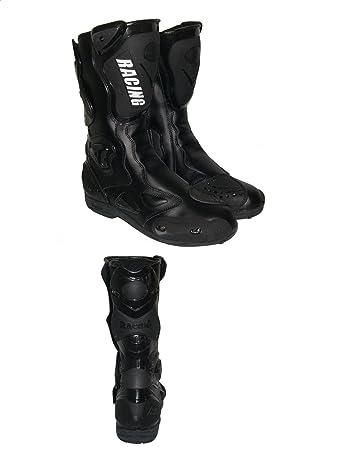 Protectwear 75066-40 mSR-bottes de moto racing taille 40 (noir)