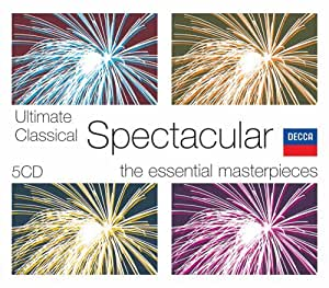Ultimate Classical Spectatcular [5 CD]