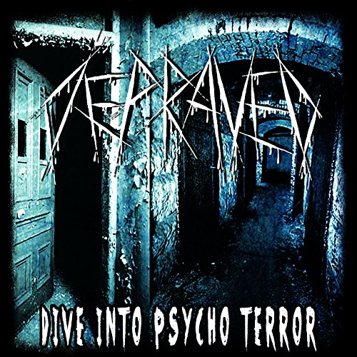 Depraved-Dive Into Psycho Terror-CD-FLAC-2014-DeVOiD