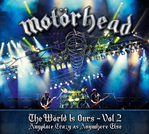 Vol. 2-World Is Ours (2xCD/DVD/Blu Ray)