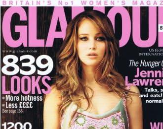 Glamour [UK] April 2012 (単号)