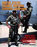 img - for United States Combat Aircrew Survival Equipment World War II to the Present: A Reference Guide for Collectors (Schiffer Military/Aviation History) by Michael S. Breuninger (1995) Paperback book / textbook / text book