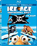 Ice Age: Continental Drift / L'Ère de Glace : La Dérives des continents (Bilingual) [Blu-ray + DVD + Digital Copy]