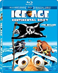Ice Age: Continental Drift (Bilingual) [Blu-ray + DVD + Digital Copy]