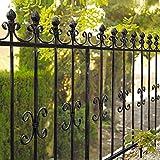 Suchergebnis auf f r gartenzaun metall - Gartenzaun baumarkt ...