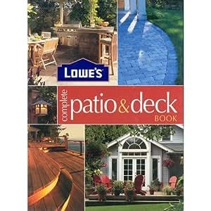 lowe 39 s complete patio deck lowe 39 s 200916
