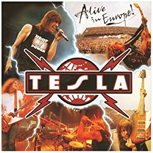 Alive in Europe 2009!