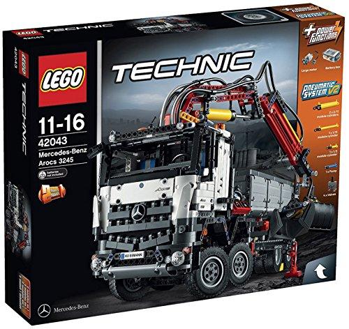 LEGO technique Mercedes / Benz arcs 3245 42043