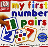 DK Games: My First Number Pairs