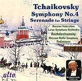 Symphony No. 4/Serenade Fo
