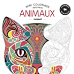 Mini coloriage antistress animaux