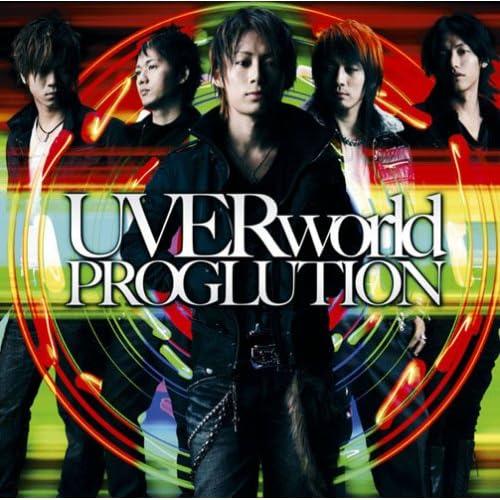 UVERworld - 浮世Crossing