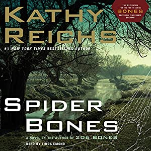 Spider Bones Audiobook