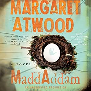 MaddAddam Audiobook