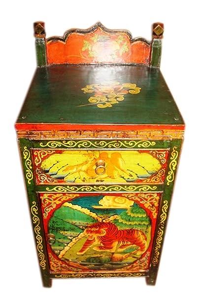 China UM 1940colorato piccolo cassetto Cassettiera in tipico effetto