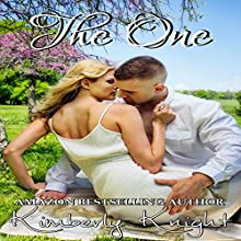 The One: The Halo Series, Book 2 (       UNABRIDGED) by Kimberly Knight Narrated by Tristan Wright, Sarah Grace Wright
