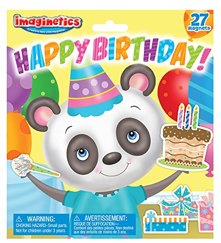 Imaginetics Happy Birthday Playset