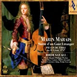 Marin Marais: Suite D'Un Goût Etranger / Pièces De Viole Du IV Livre, 1717