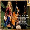 Marin Marais: Suite D'Un Go�t Etranger / Pi�ces De Viole Du IV Livre, 1717