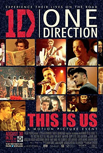 One Direction (2013) 11 x 17 Movie Poster Liam Payne, Harry Styles, Zayn Malik, A (One Direction Poster Zayn compare prices)