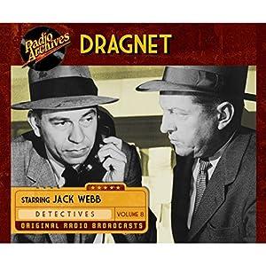 Dragnet, Volume 8 Radio/TV Program