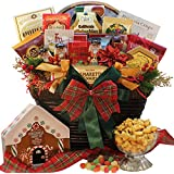 Art of Appreciation Gift Baskets Christmas Traditions Nostalgic Holiday Gourmet Food Gift Set