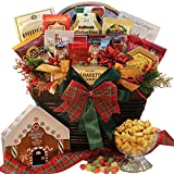 Christmas Traditions Nostalgic Holiday Gourmet Food Gift Basket