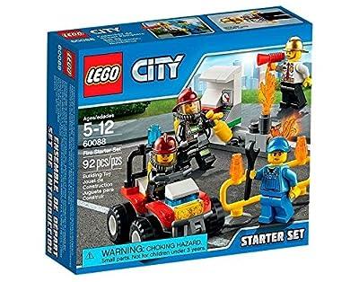 Lego City 60088 - Feuerwehr Starter-Set