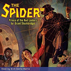 The Spider #11 Audiobook