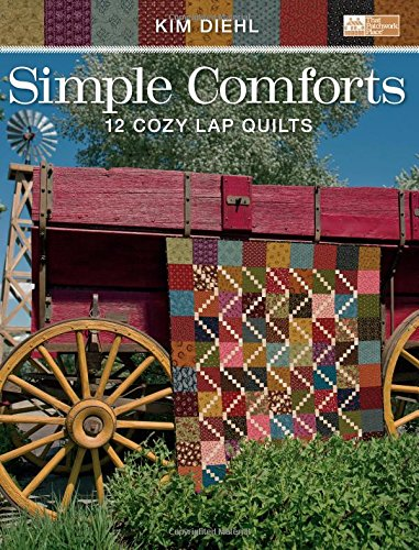 Simple Comforts: 12 Cozy Lap Quilts (Lap Quilting compare prices)