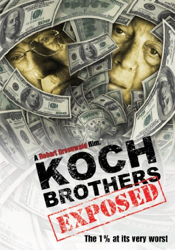 Cover art for  Koch Brothers Exposed