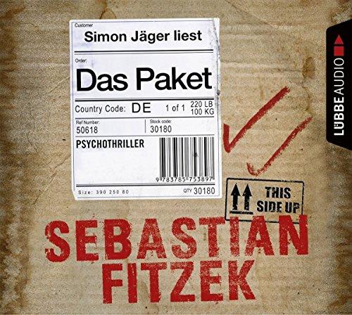 Das Paket das CD von Sebastian Fitzek - Preise vergleichen & online bestellen